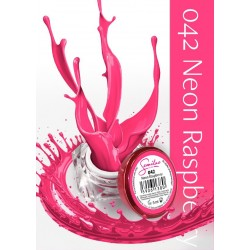 Gel Color Semilac - 042 Neon Raspberry