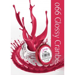 Gel Color Semilac - 066 Glossy Cranberry