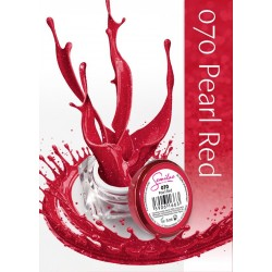 Gel Color Semilac - 070 Pearl Red