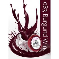 Gel Color Semilac - 083 Burgund Wine