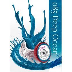 Gel Color Semilac - 085 Deep Ocean