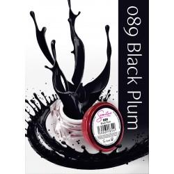 Gel Color Semilac - 089 Black Plum