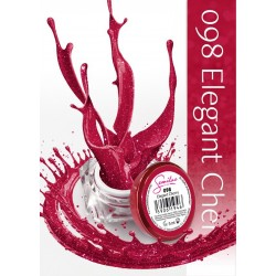 Gel Color Semilac - 098 Elegant Cherry