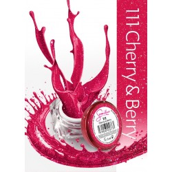 Gel Color Semilac - 111 Cherry & Berry