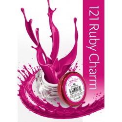 Gel Color Semilac - 121 Ruby Charm
