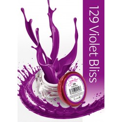 Gel Color Semilac - 129 Violet Bliss