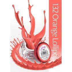 Gel Color Semilac - 132 Orange Lollipop