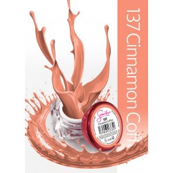Gel Color Semilac - 137 Cinnamon Coffe