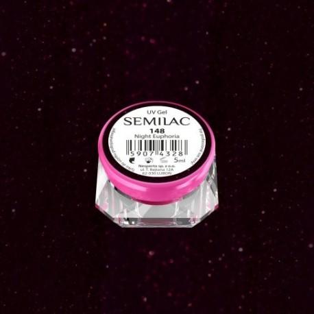 Gel Color Semilac - 148 Night Euphoria