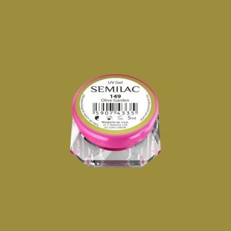 Gel Color Semilac - 149 Olive Garden