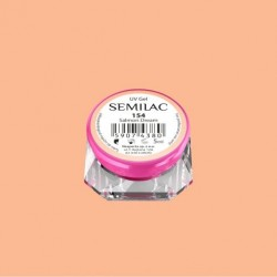 Gel Color Semilac - 154 Salmon Dream