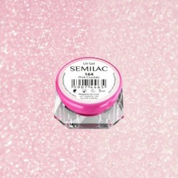 Gel Color Semilac - 164 Pink Crystals