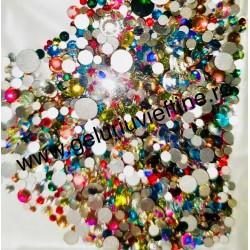 Cristale Mixuri Colorate 1440 buc