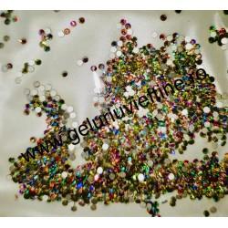 Cristale Argintii Reflexii SS6 1440 buc