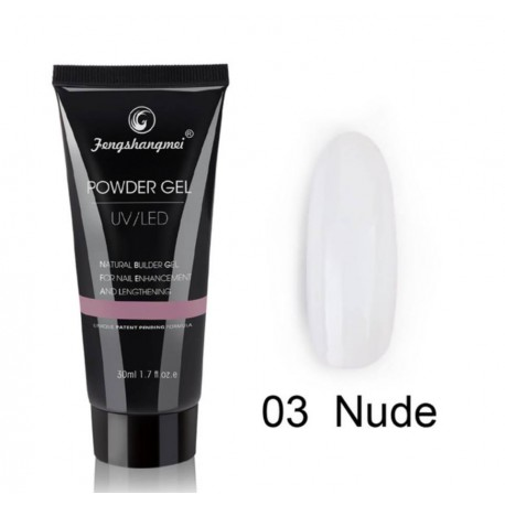 Powder Gel FSM Nude 03 - 30 ml