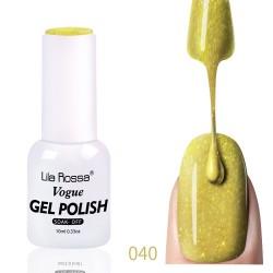 Lila Rossa Vogue GEL POLISH 10 ml - 040