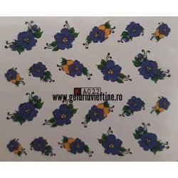 Tatuaj Flori - A022