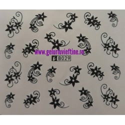 Tatuaj Flori - B029