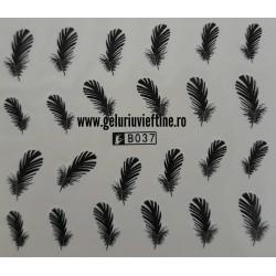 Tatuaj Flori - B037