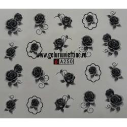 Tatuaj Flori - A250