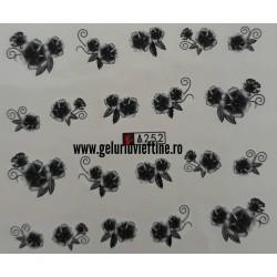 Tatuaj Flori - A252