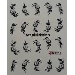 Tatuaj Flori - BLE-513