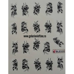 Tatuaj Flori - BLE-520