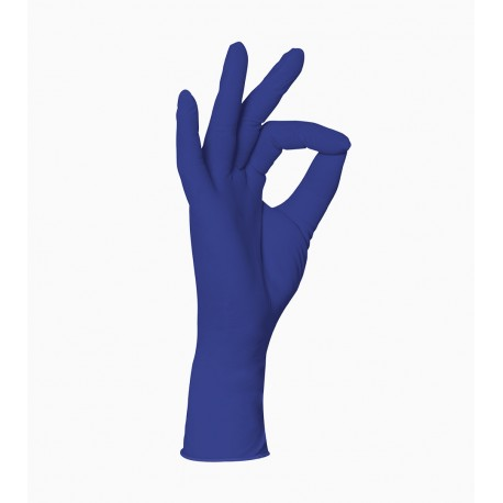 Manusi Nitril Albastru Marimea M -1 pereche