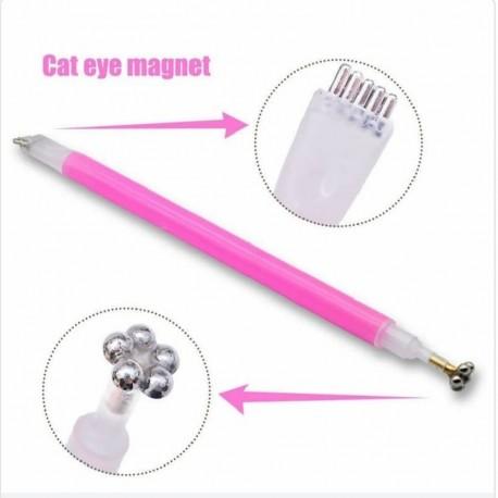 Magnet Oja Cat Eye  2 capete