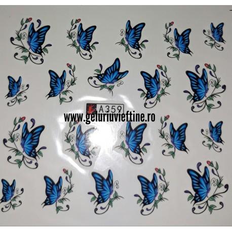 Tatuaj Fluturi - A 359