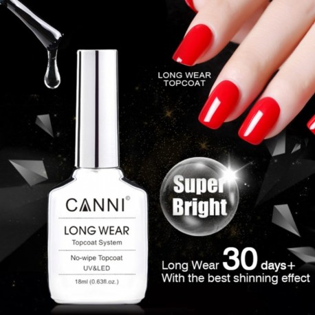 Top Coat CANNI LONG WEAR -No-wipe