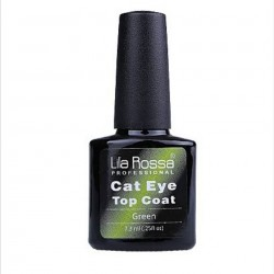 Top Coat Magnetic Lila Rossa Green -7.3 ml